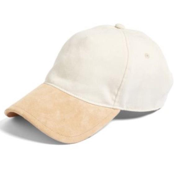 ab7b938f79e NWT rag   bone baseball cap